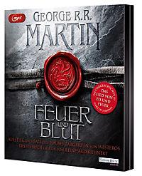 Feuer und Blut - Erstes Buch, 3 MP3-CDs - Produktdetailbild 1
