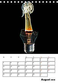 Feuer und Rauch Verbrennen (Tischkalender 2019 DIN A5 hoch) - Produktdetailbild 8