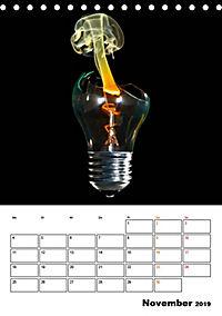 Feuer und Rauch Verbrennen (Tischkalender 2019 DIN A5 hoch) - Produktdetailbild 11