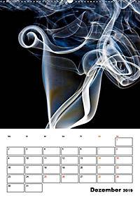 Feuer und Rauch Verbrennen (Wandkalender 2019 DIN A2 hoch) - Produktdetailbild 12
