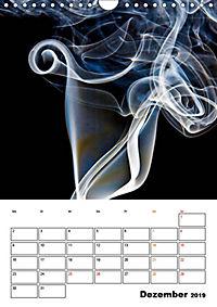Feuer und Rauch Verbrennen (Wandkalender 2019 DIN A4 hoch) - Produktdetailbild 12