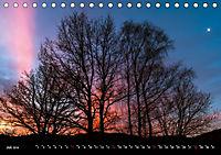 Feuerhimmel - Firmament in Flammen (Tischkalender 2019 DIN A5 quer) - Produktdetailbild 7