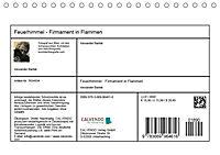 Feuerhimmel - Firmament in Flammen (Tischkalender 2019 DIN A5 quer) - Produktdetailbild 13