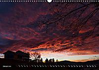 Feuerhimmel - Firmament in Flammen (Wandkalender 2019 DIN A3 quer) - Produktdetailbild 1