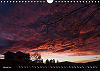 Feuerhimmel - Firmament in Flammen (Wandkalender 2019 DIN A4 quer) - Produktdetailbild 1