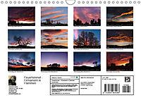 Feuerhimmel - Firmament in Flammen (Wandkalender 2019 DIN A4 quer) - Produktdetailbild 13