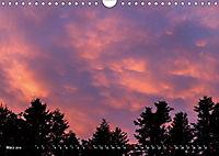Feuerhimmel - Firmament in Flammen (Wandkalender 2019 DIN A4 quer) - Produktdetailbild 3
