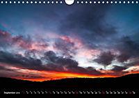 Feuerhimmel - Firmament in Flammen (Wandkalender 2019 DIN A4 quer) - Produktdetailbild 9