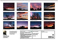 Feuerhimmel - Firmament in Flammen (Wandkalender 2019 DIN A2 quer) - Produktdetailbild 13