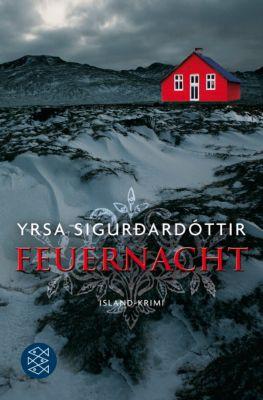 Feuernacht, Yrsa Sigurdardóttir