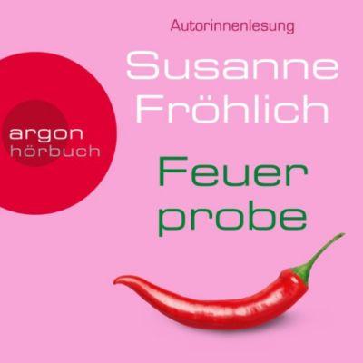 Feuerprobe (Autorinnenlesung), Susanne Fröhlich