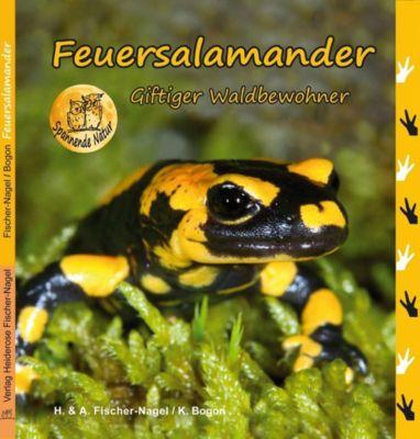 Feuersalamander, Heiderose Fischer-Nagel, Andreas Fischer-Nagel