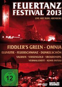 Feuertanz Festival 2013, Diverse Interpreten