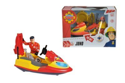 Feuerwehmann Sam Juno, Jet Ski mit Figur
