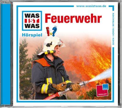 Feuerwehr, Audio-CD, Matthias Falk