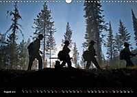 Feuerwehr - Leben mit der Gefahr (Wandkalender 2019 DIN A3 quer) - Produktdetailbild 8