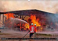 Feuerwehr - Leben mit der Gefahr (Wandkalender 2019 DIN A3 quer) - Produktdetailbild 9