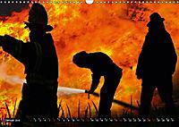 Feuerwehr - Leben mit der Gefahr (Wandkalender 2019 DIN A3 quer) - Produktdetailbild 1