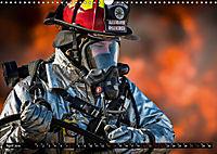 Feuerwehr - Leben mit der Gefahr (Wandkalender 2019 DIN A3 quer) - Produktdetailbild 4