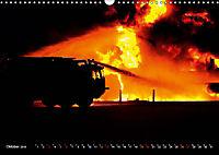 Feuerwehr - Leben mit der Gefahr (Wandkalender 2019 DIN A3 quer) - Produktdetailbild 10