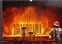 Feuerwehr - Leben mit der Gefahr (Wandkalender 2019 DIN A3 quer) - Produktdetailbild 12