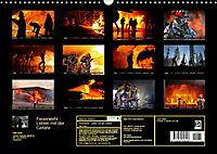 Feuerwehr - Leben mit der Gefahr (Wandkalender 2019 DIN A3 quer) - Produktdetailbild 13