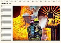 Feuerwehr - selbstlose Arbeit weltweit (Tischkalender 2019 DIN A5 quer) - Produktdetailbild 9