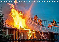 Feuerwehr - selbstlose Arbeit weltweit (Tischkalender 2019 DIN A5 quer) - Produktdetailbild 3
