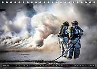 Feuerwehr - selbstlose Arbeit weltweit (Tischkalender 2019 DIN A5 quer) - Produktdetailbild 4