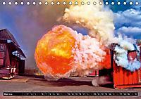 Feuerwehr - selbstlose Arbeit weltweit (Tischkalender 2019 DIN A5 quer) - Produktdetailbild 5