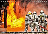 Feuerwehr - selbstlose Arbeit weltweit (Tischkalender 2019 DIN A5 quer) - Produktdetailbild 8