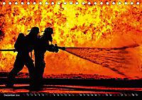 Feuerwehr - selbstlose Arbeit weltweit (Tischkalender 2019 DIN A5 quer) - Produktdetailbild 12