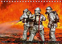 Feuerwehr - selbstlose Arbeit weltweit (Tischkalender 2019 DIN A5 quer) - Produktdetailbild 10