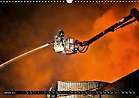 Feuerwehr - selbstlose Arbeit weltweit (Wandkalender 2019 DIN A3 quer) - Produktdetailbild 1
