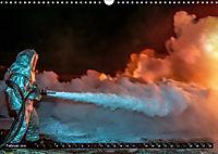 Feuerwehr - selbstlose Arbeit weltweit (Wandkalender 2019 DIN A3 quer) - Produktdetailbild 2
