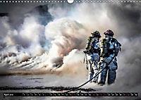 Feuerwehr - selbstlose Arbeit weltweit (Wandkalender 2019 DIN A3 quer) - Produktdetailbild 4