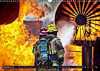 Feuerwehr - selbstlose Arbeit weltweit (Wandkalender 2019 DIN A3 quer) - Produktdetailbild 9