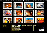 Feuerwehr - selbstlose Arbeit weltweit (Wandkalender 2019 DIN A2 quer) - Produktdetailbild 13