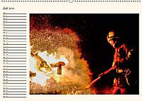 Feuerwehr - selbstlose Arbeit weltweit (Wandkalender 2019 DIN A2 quer) - Produktdetailbild 7