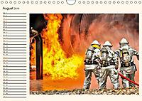 Feuerwehr - selbstlose Arbeit weltweit (Wandkalender 2019 DIN A4 quer) - Produktdetailbild 8