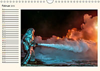 Feuerwehr - selbstlose Arbeit weltweit (Wandkalender 2019 DIN A4 quer) - Produktdetailbild 2