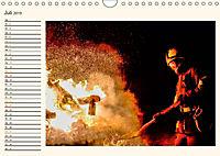 Feuerwehr - selbstlose Arbeit weltweit (Wandkalender 2019 DIN A4 quer) - Produktdetailbild 7