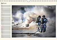 Feuerwehr - selbstlose Arbeit weltweit (Wandkalender 2019 DIN A4 quer) - Produktdetailbild 4