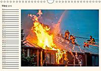 Feuerwehr - selbstlose Arbeit weltweit (Wandkalender 2019 DIN A4 quer) - Produktdetailbild 3