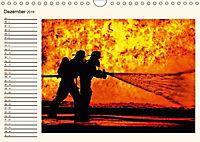 Feuerwehr - selbstlose Arbeit weltweit (Wandkalender 2019 DIN A4 quer) - Produktdetailbild 12