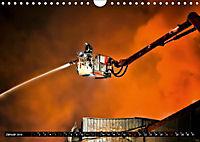 Feuerwehr - selbstlose Arbeit weltweit (Wandkalender 2019 DIN A4 quer) - Produktdetailbild 1