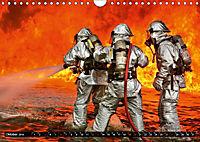 Feuerwehr - selbstlose Arbeit weltweit (Wandkalender 2019 DIN A4 quer) - Produktdetailbild 10