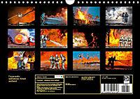 Feuerwehr - selbstlose Arbeit weltweit (Wandkalender 2019 DIN A4 quer) - Produktdetailbild 13