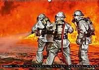 Feuerwehr - selbstlose Arbeit weltweit (Wandkalender 2019 DIN A2 quer) - Produktdetailbild 10