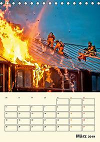 Feuerwehr - selbstloser Dienst weltweit (Tischkalender 2019 DIN A5 hoch) - Produktdetailbild 3